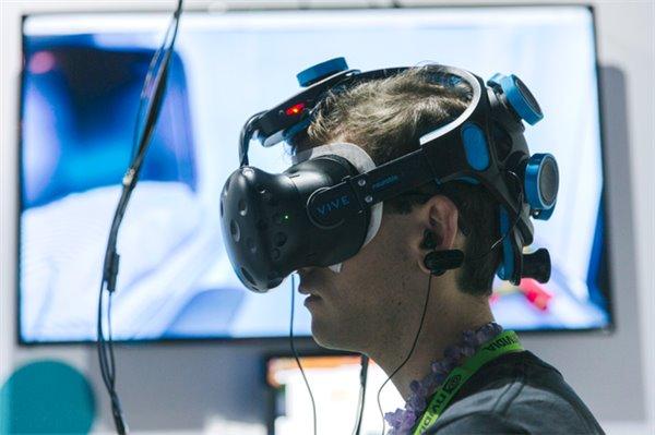 骇科技丨Neurable黑科技:用意念控制VR游戏已成为现实