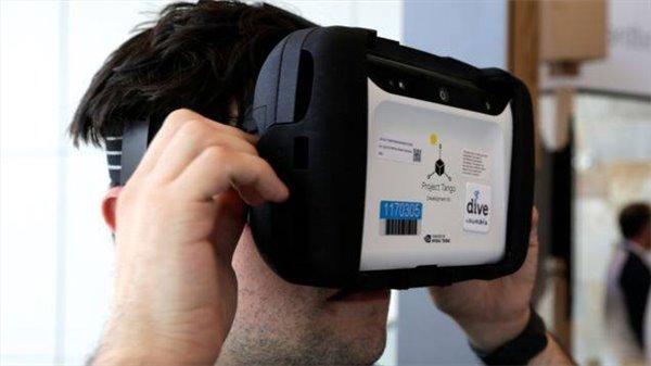 骇科技丨Google新技术ARCore,要让一亿人抓起手机玩增强现实