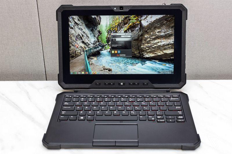 骇科技丨戴尔发布新款平板电脑:Windows 7系统,售价1.2万元