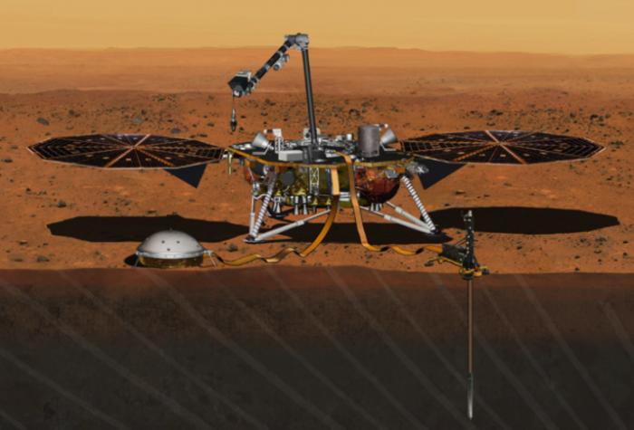 骇科技丨NASA将在明年上半年发射InSight火星探测器