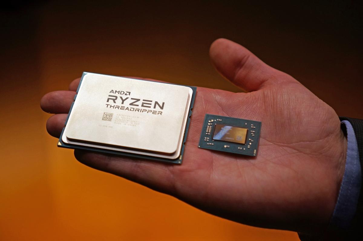 骇科技丨AMD详解EPYC:采用4x8核的MCM封装 成本暴降41%