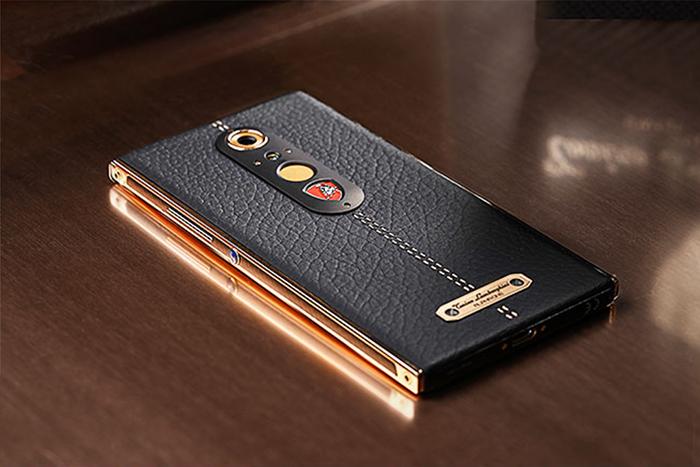 骇科技丨手机中的超跑,中兴代工的兰博基尼Alpha-one售价1.6万
