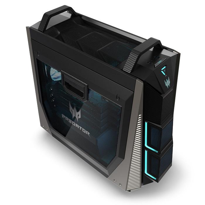 骇科技丨宏碁推全新Predator PC,外观科幻配置强大