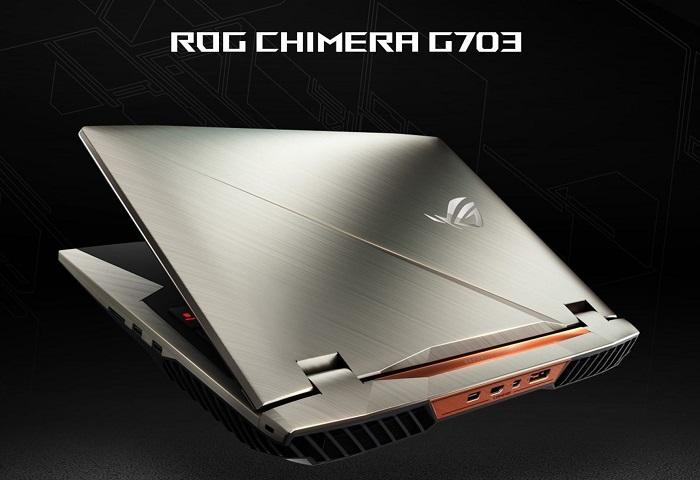 骇科技丨华硕推出ROG Chimera电竞游戏本,首发144Hz刷新率