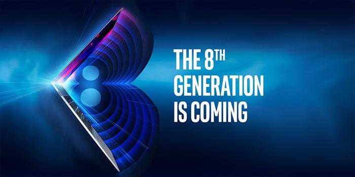 骇科技丨Intel Core i7-8700K和i5-8400齐亮相,性能提升明显
