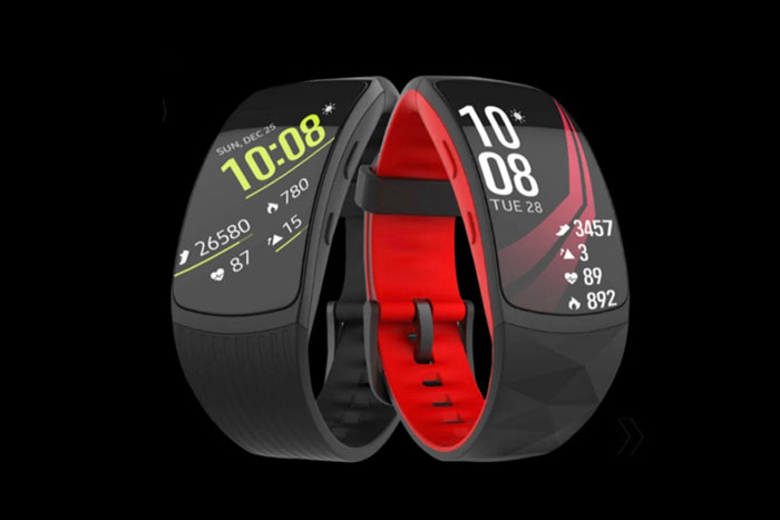 骇科技丨赶在夏天的尾声,三星将推可以戴着游泳的Gear Fit2 Pro手环