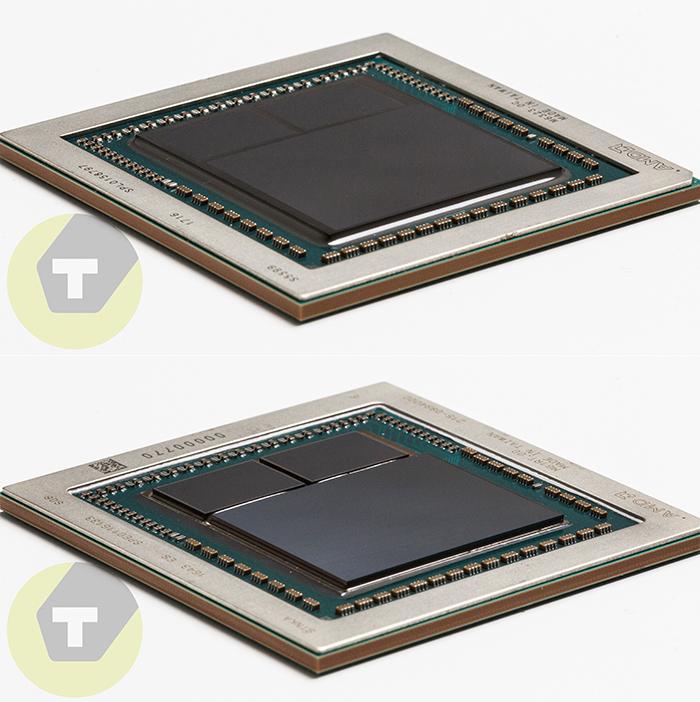 骇科技丨Vega 10核心居然还有不同的封装?HBM 2显存高度略低的锅?