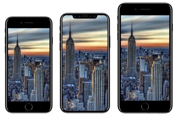 骇科技丨苹果iPhone X再曝光:搭载最强六核A11、无线充电
