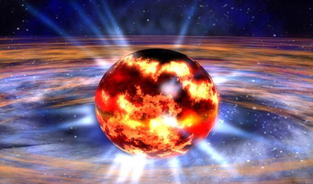 骇科技丨微型黑洞内毁灭中子星过程中或制造出黄金等重元素