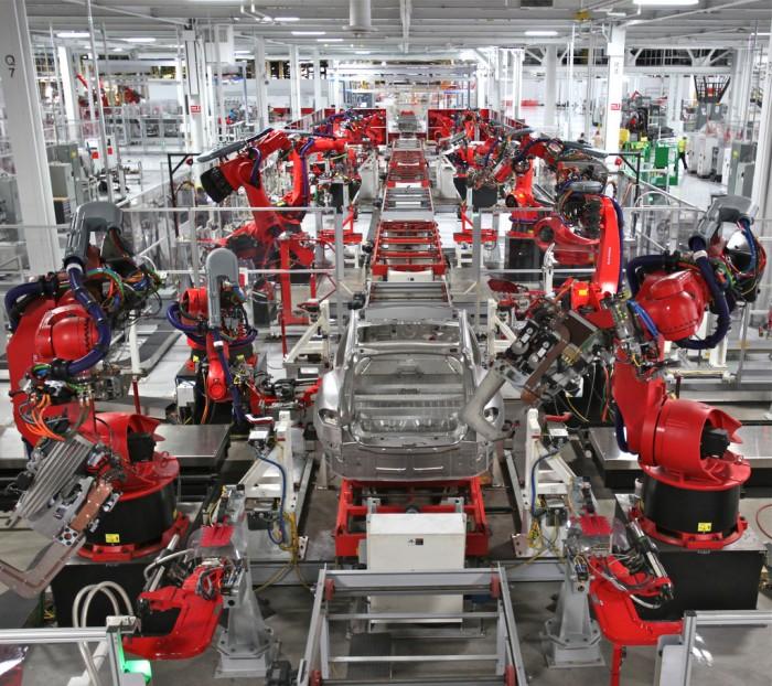 骇科技丨自动化取代80万工人 但却创造了350万个新工作岗位