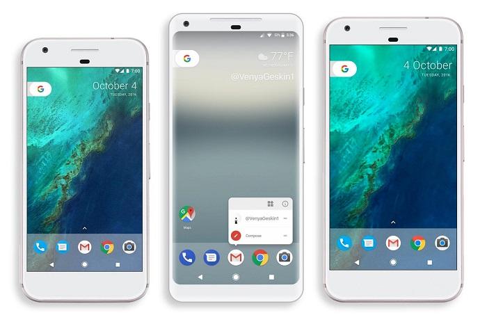 骇科技丨Google Pixel 2 XL售价曝光,起售价达849美元