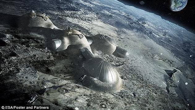 骇科技丨未来几十年内人类将可在月球定居:生育繁衍下一代