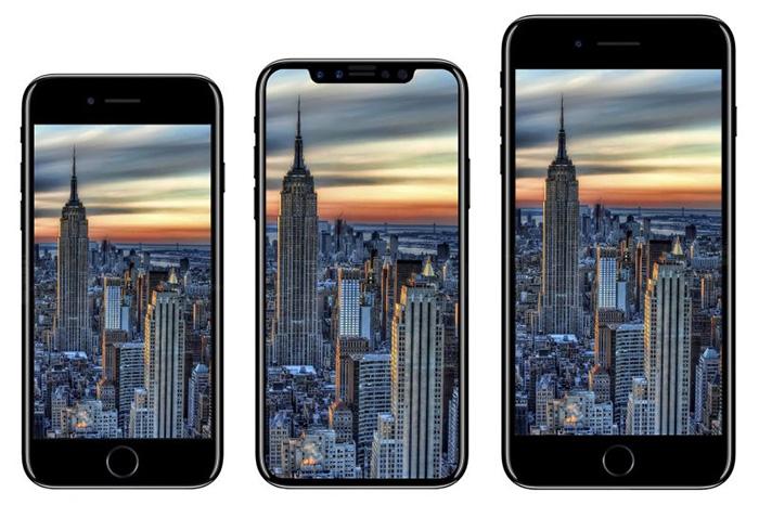 骇科技丨苹果那台5.8英寸OLED全面屏的新iPhone,或命名为iPhone Edition