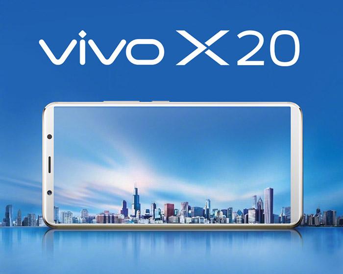 骇科技丨vivo X20真机外观放出,似乎没有广告渲染图那么的全面屏