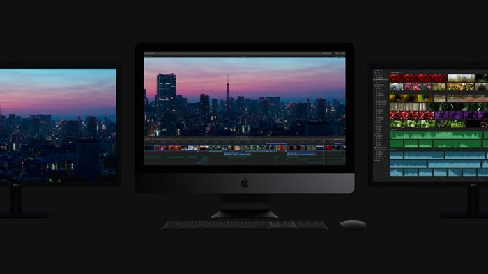 骇科技丨iMac Pro上市在即,封装厂加快AMD Radeon Pro Vega核心生产
