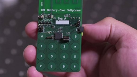 世界上首款无电池手机诞生 无需充电且无限续航