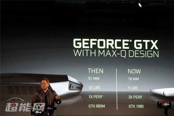 GTX 1080 MAX-Q显卡性能如何?只有正常版本87%的功力