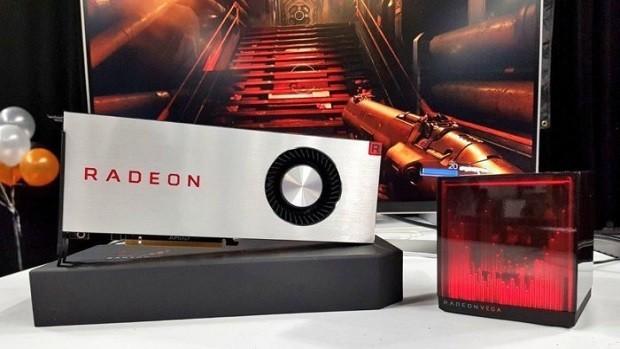 """AMD Vega限量版全球首开箱 自带红色""""能源块"""""""