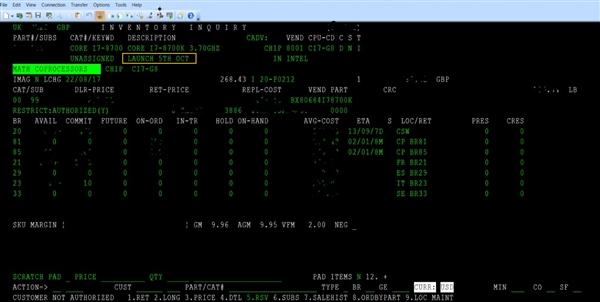 骇科技丨Intel i7-8700K被曝10月5日上市:下一代x86也来了