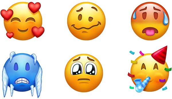 BT丨一大波新emoji即将来袭,你可能会在iOS 12上看到它们