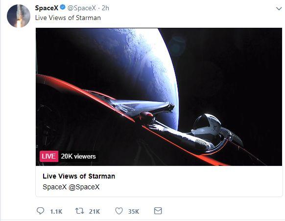 """BT丨马斯克离 """"火星"""" 又进了一步"""